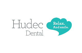 hudec dental website logo