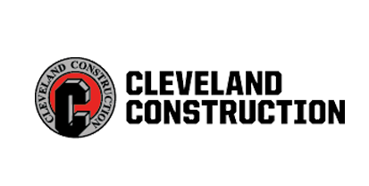 cleveland construction website logo