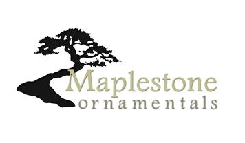 maplestone ornamentals website logo